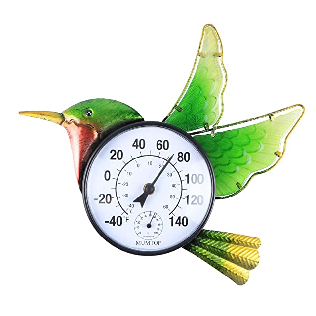 MUMTOP Thermometer Wall-Mounted Thermometer