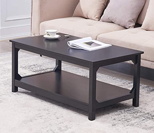 TAOHFE CoffeeTable Rectangular Coffee Table