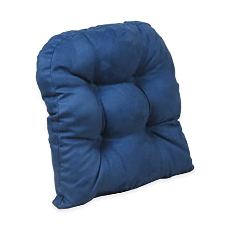 Klear Vu Universal Obsession Gripper Chair Pad In (NAVY)
