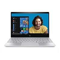 "HP ENVY 13-ad106nf Ultrabook 13"" Full HD ( Intel Core i5, 8 Go de RAM, SSD 256 Go, Intel UHD 620, Windows 10) Argent finition aluminium"
