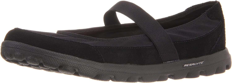 Skechers Go Walk - Everyday - Zapatillas de Deporte para Mujer, Color Negro, Talla 39,5: Amazon.es: Zapatos y complementos