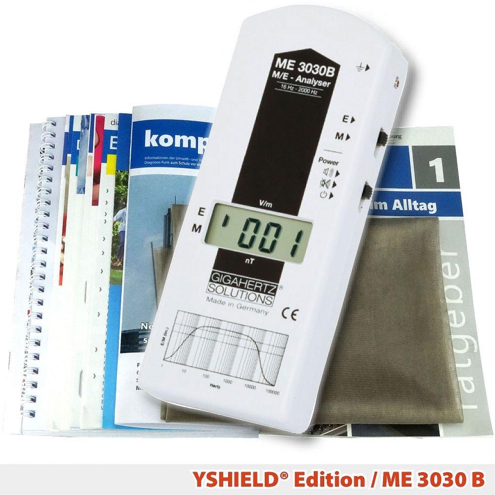 YSHIELD® Edition: Messgerät ME3030B mit extra Zubehör YSHIELD®