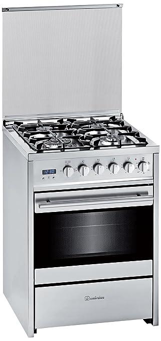 Meireles G 610 - Cocina (Independiente, Acero inoxidable ...