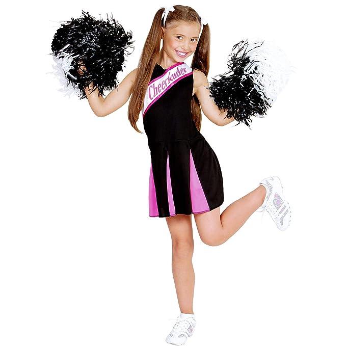 Amazon.com: 158 cm), color negro y rosa childrens disfraz de ...