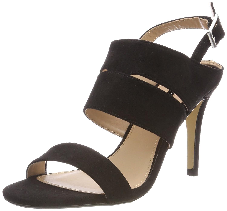 Dorothy Perkins Billy, Zapatos de Tacón con Punta Abierta para Mujer