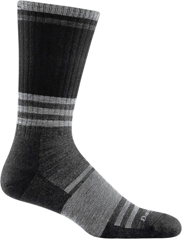Darn Tough Mens Merino Wool Spur Boot Light Cushion Socks
