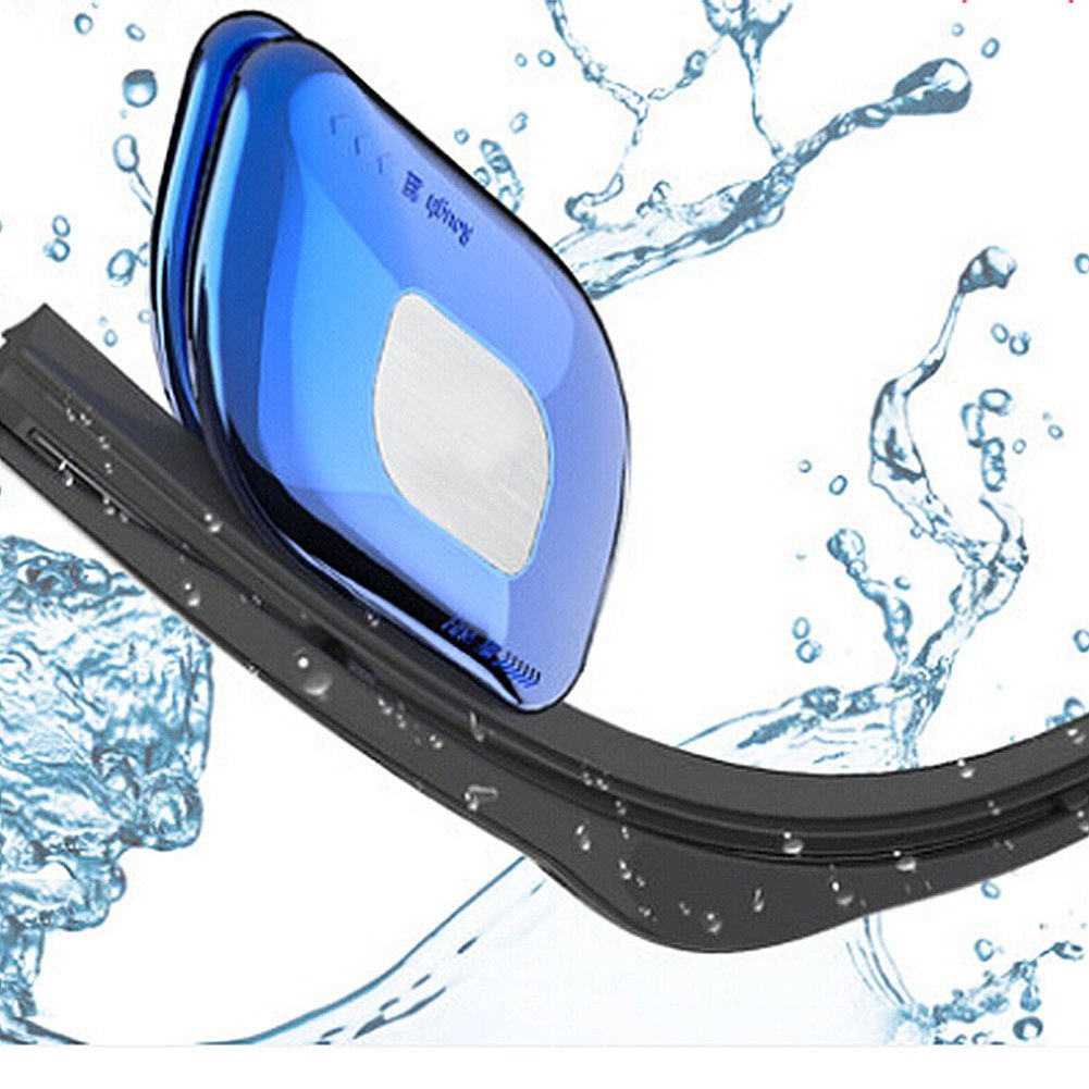 Amazon.com: Car Windshield Rubber Strip Windscreen Wiper Restorer Cleaner Blade Restorer Wiper Repair Tool: Health & Personal Care