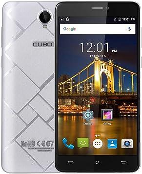 Cubot Max 4 G Smartphone, Android 6.0, 6.0 IPS HD Pantalla, MT6753 ...