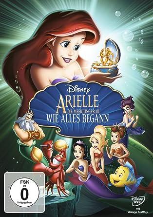 Amazon Com Arielle Die Meerjungfrau Wie Alles Begann Movies Tv