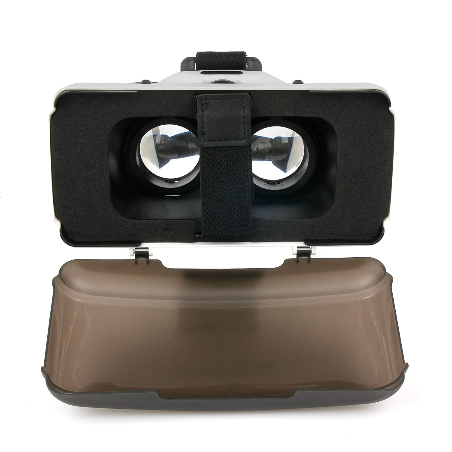 Suitable for Google Pixel 3a 2 Pixel 3a XL 2 XL DURAGADGET Padded 3D Virtual Reality VR Headset Glasses XL