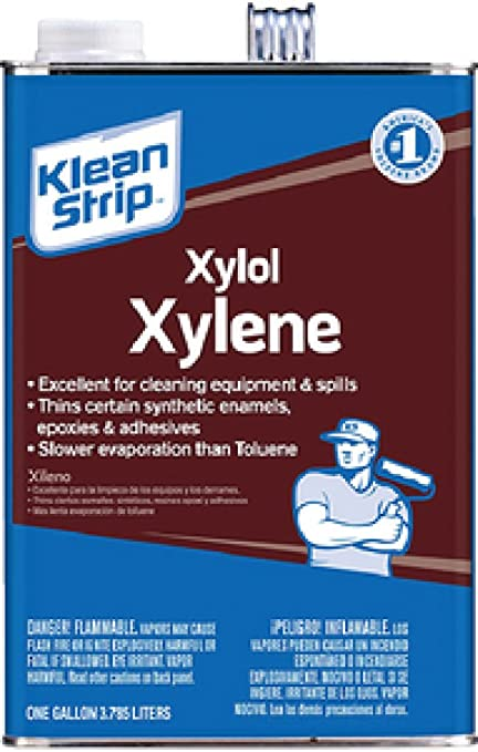 Klean-Strip GXY24 Xylol Xylene, 1-Gallon