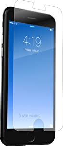 ZAGG InvisibleShield Sapphire Defense – Hybrid Glass Screen Protector for Apple iPhone 7 / 6s / 6 (IP7SDC-F00)