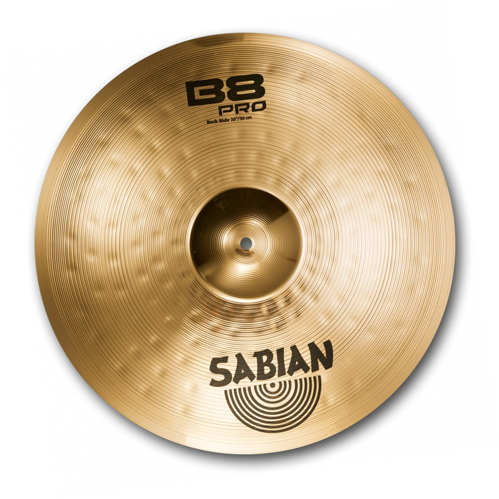 Sabian 32014B B8 Pro 20-inch Ride Cymbal Sabian Inc.