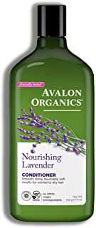 product image for Avalon Organics Lavender Nourishing Conditioner, 11 -Ounce Bottle (Pack of 2)