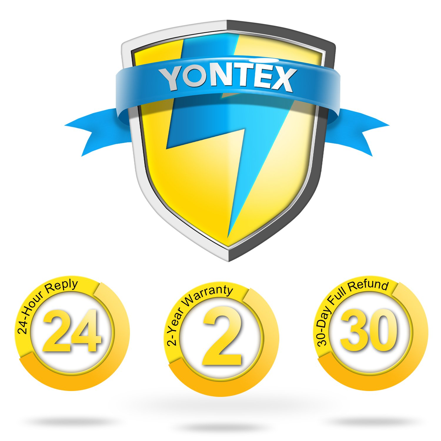 YONTEX Battery Model iP 6Plus - Brand New 0 Cycle - with Replacement Repair Tool Kits and Screen Protector [2 Years Warranty] by YONTEX (Image #7)