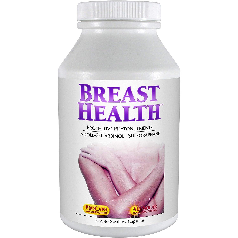 Andrew Lessman Breast Health, 60 Capsules