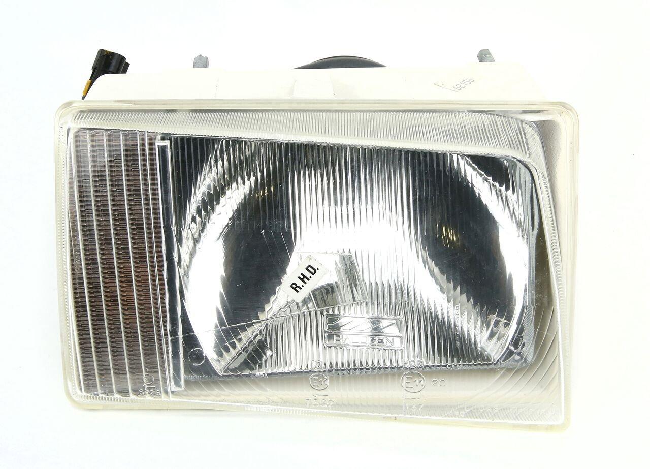 1980 - 1990 Lucas Austin Metro derecho mano para faros delanteros - lwb164 62158 43 FR HLE Mayfair MG MG Turbo Vanden Plas: Amazon.es: Coche y moto