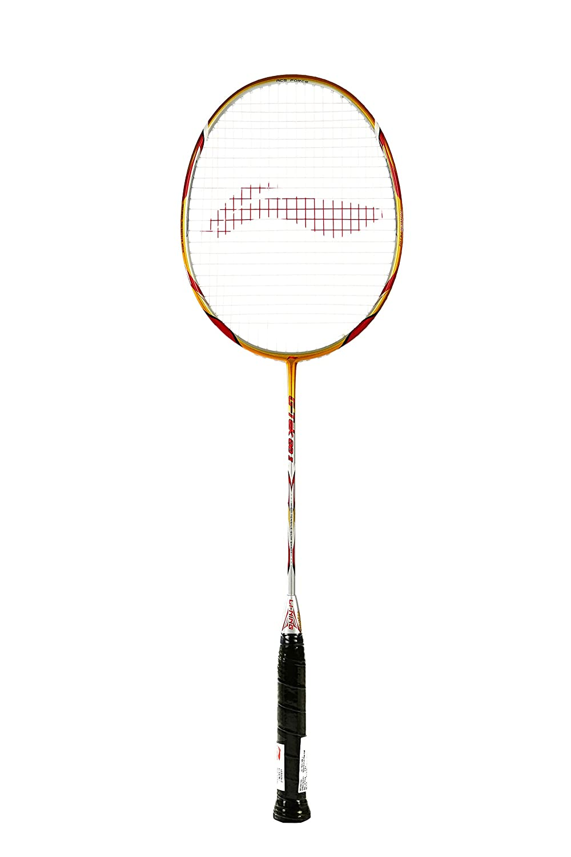li-ning g-tek 98 IIバドミントンラケット(ゴールド/グレー)   B00R1BX3EG