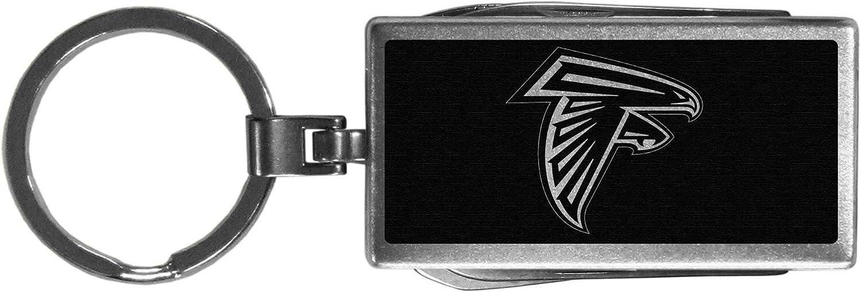 Siskiyou NFL Fan Shop Multi-Tool Key Chain Black