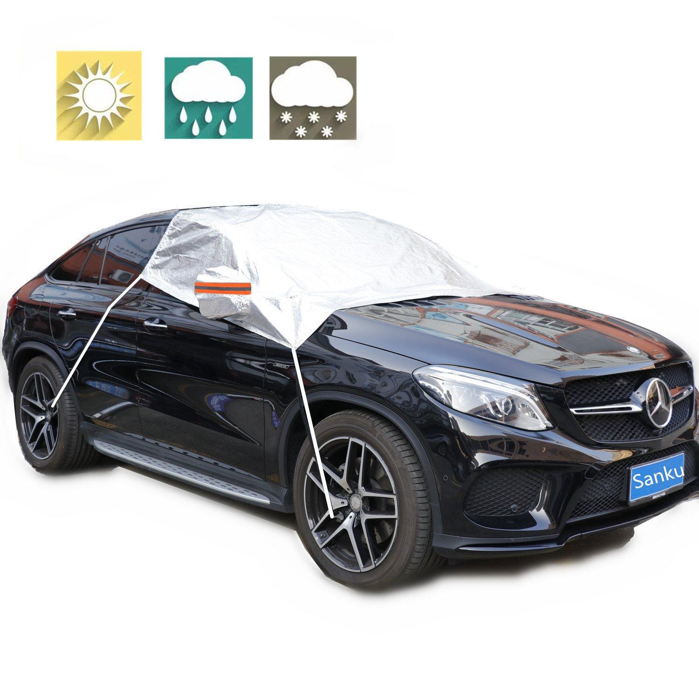 Amazon.es: sanku Universal magnético parabrisas nieve y cubierta de hielo, proteger su coche/camión/SUV durante la temporada de invierno - fácil de gancho ...