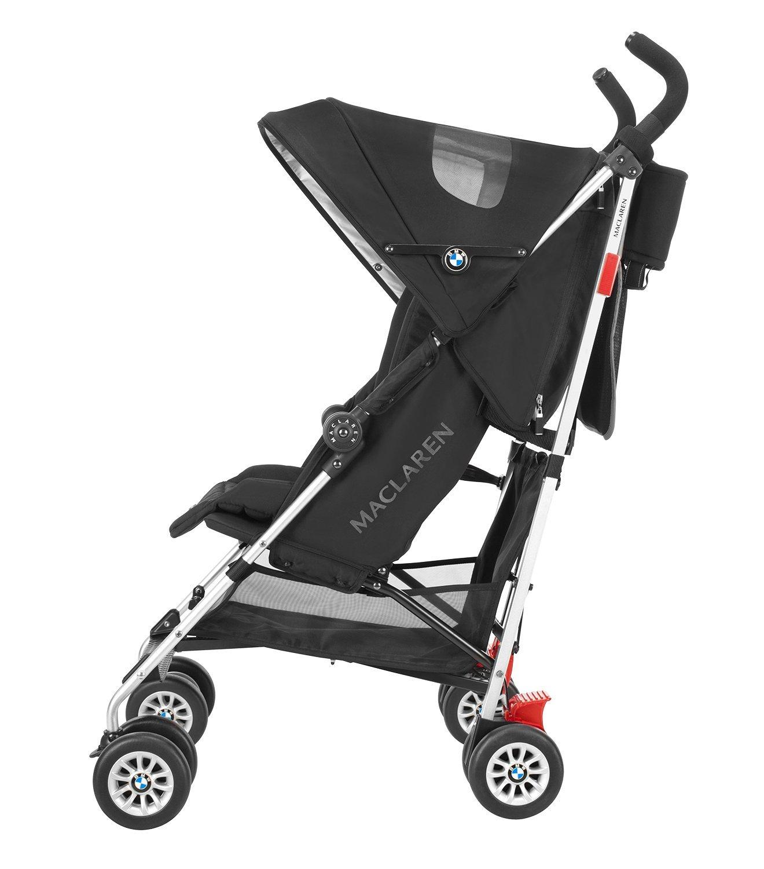 Amazon Maclaren BMW Buggy Stroller Black Standard Baby Strollers Baby
