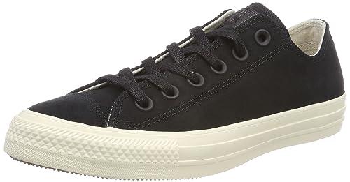 4f69f27a203f Converse Chuck Men s Taylor All Star Ox Black 159750C-001 (Size  ...