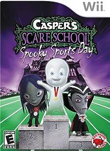 scare school games