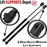 Qty (2) Nissan Pathfinder 2005-13 Rear Window Lift Supports Struts Shocks ( These are not for the Liftgate)