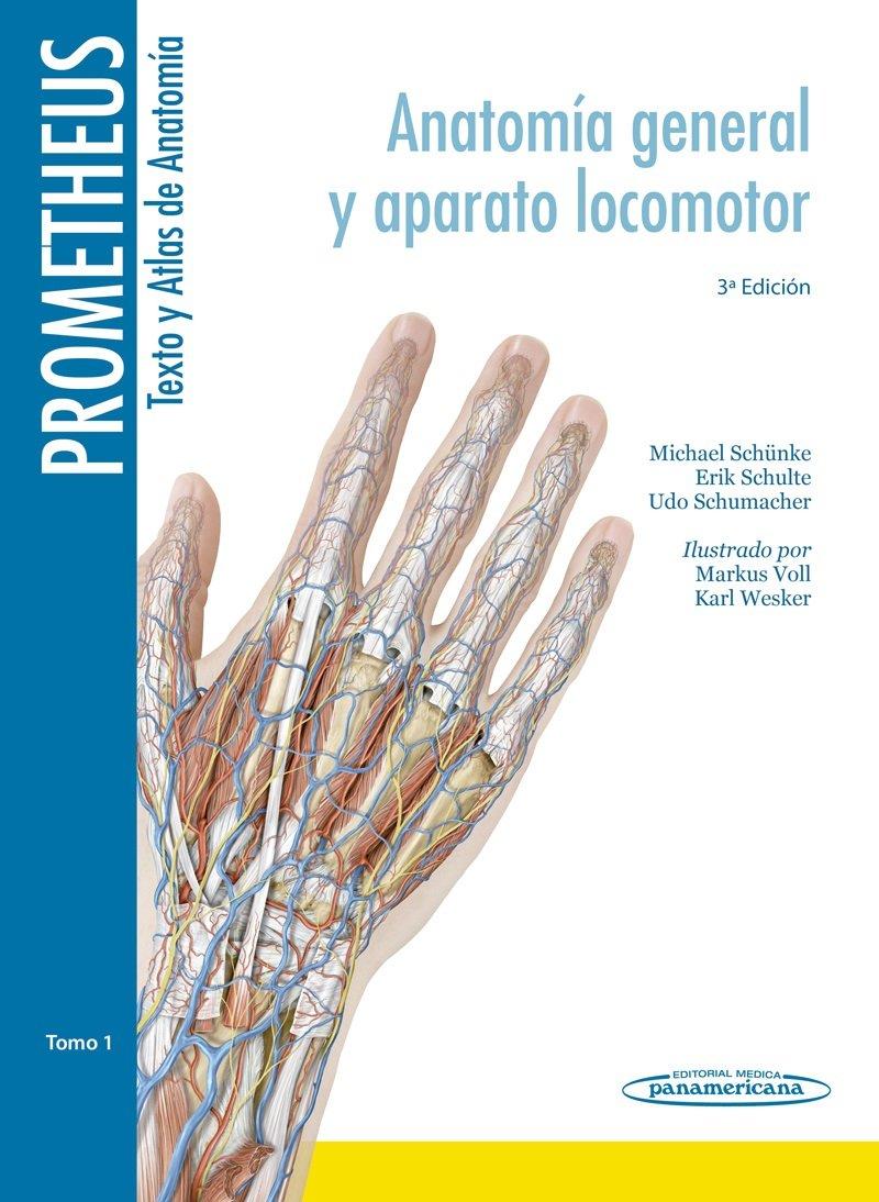 Colección Prometheus. Texto y Atlas de Anatomía. 3 Tomos: Amazon.es ...