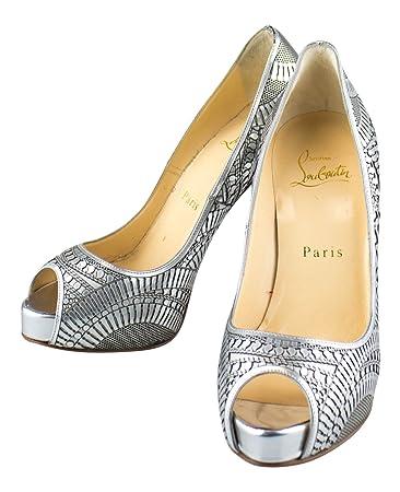 amazon com christian louboutin suellena 120 open toe pumps heels rh amazon com