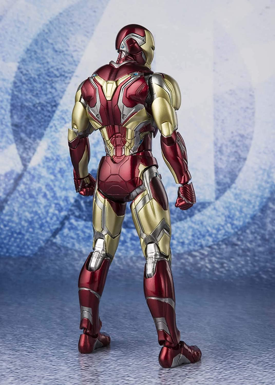 Amazon.com: Bandai S. H. Figuarts Iron Man Mark 85 ...