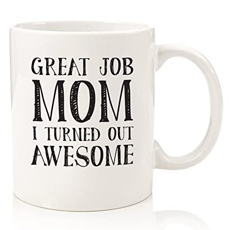 Review Great Job Mom Funny