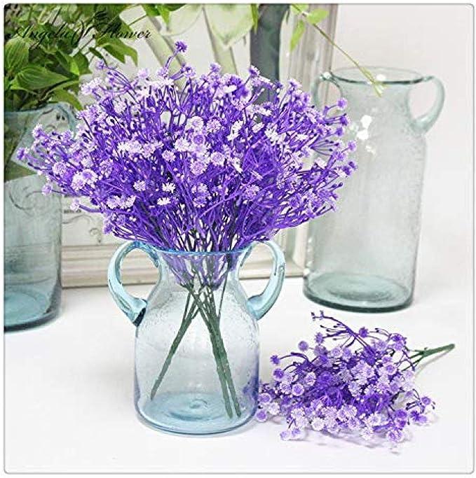 Bouquet Sposa Non Ti Scordar Di Me.Ymwenj Fiore Decorativo Bouquet Da Sposa Non Ti Scordar Di Me San