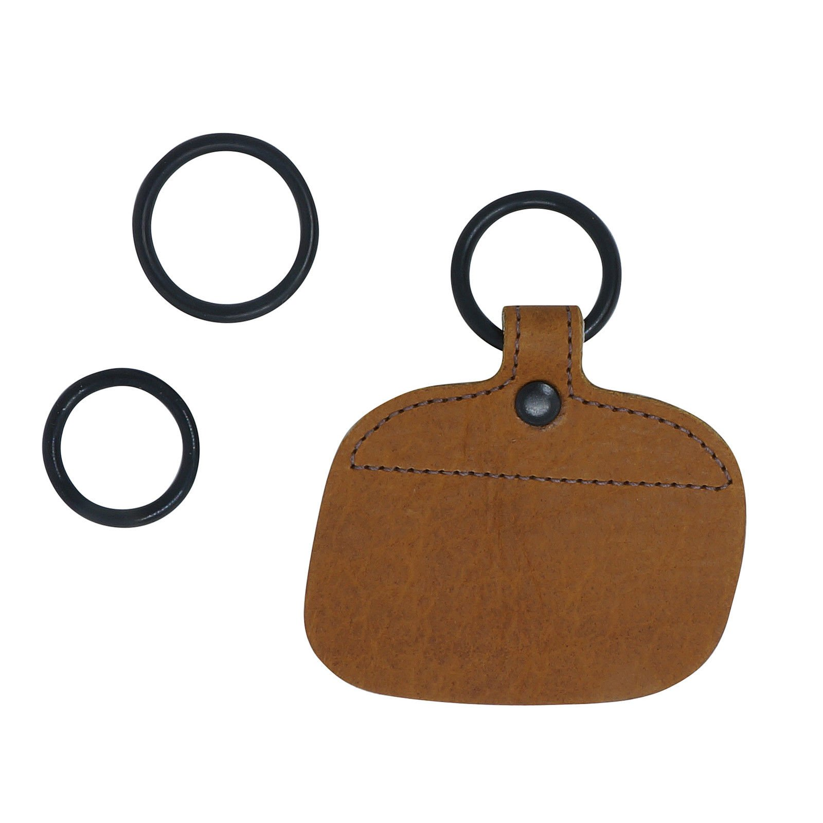Serious Archery X-L American Bison 3-Under O-Ring Tab Left-Handed by Serious Archery