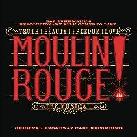 Moulin Rouge! The Musical (Original Broadway Cast Recording) (2Lp/150G/Red Opaque Vinyl/Dl Insert)