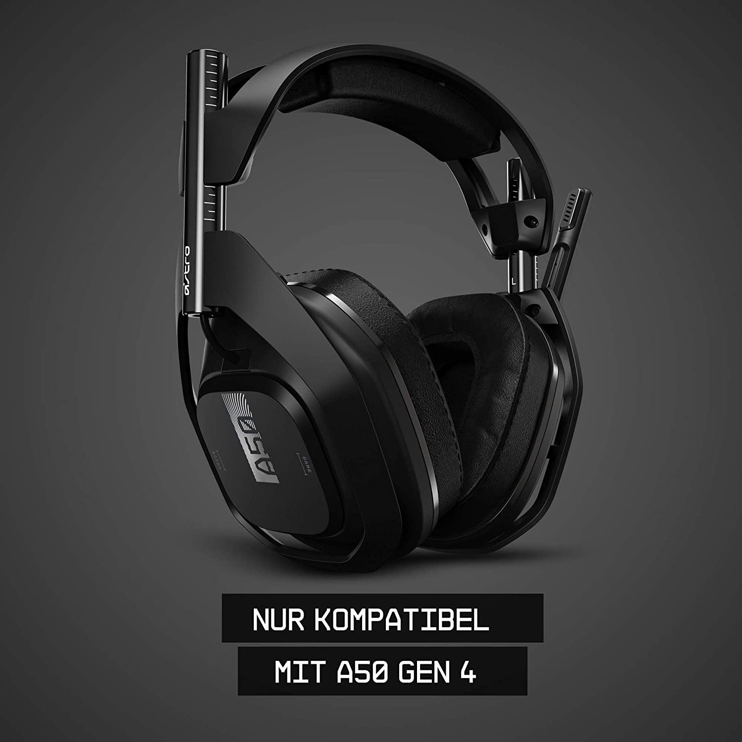 Astro Gaming A50 Wireless Mod Kit Gen 4 For Noise Insulation Black Games