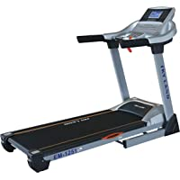 SKYLAND Home Use Treadmill, Black/Silver