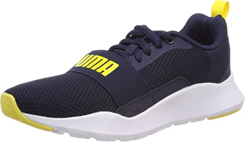 PUMA Wired Jr, Zapatillas Unisex Niños: Amazon.es: Zapatos y complementos