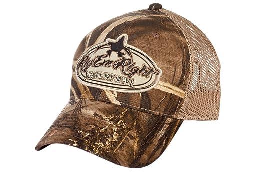 4ca61d6e1 Rig'Em Right Waterfowl Camo Trucker Hat in Max-5 HD