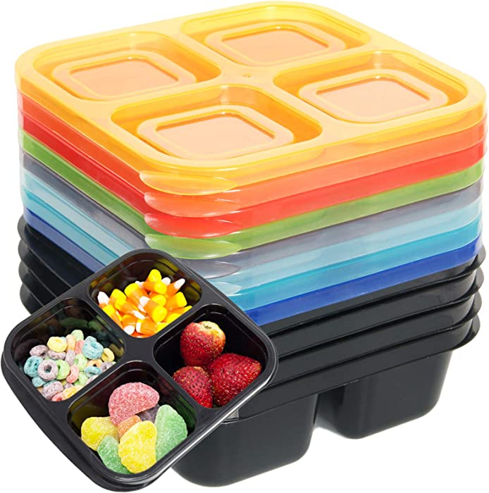 Top 10 Multi Compartment Food Container