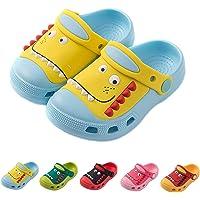 Zuecos para Unisex Niños Respirable Sandalia Zapatos Antideslizante Zapatillas Chanclas de Playa de Verano