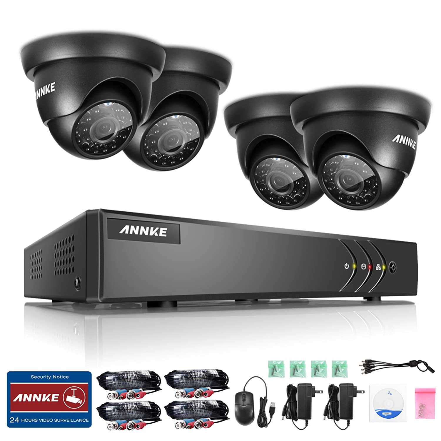 We Analyzed 67 Reviews For ANNKE 8CH HD-TVI Security Camera