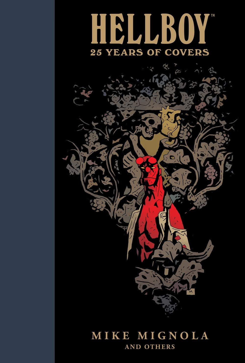Image result for hellboy 25 years of covers