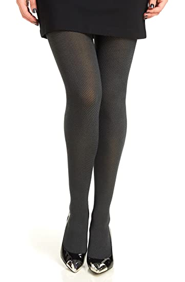 16a4a42fee99b Hue Women's Twill Tights Control Top at Amazon Women's Clothing store: