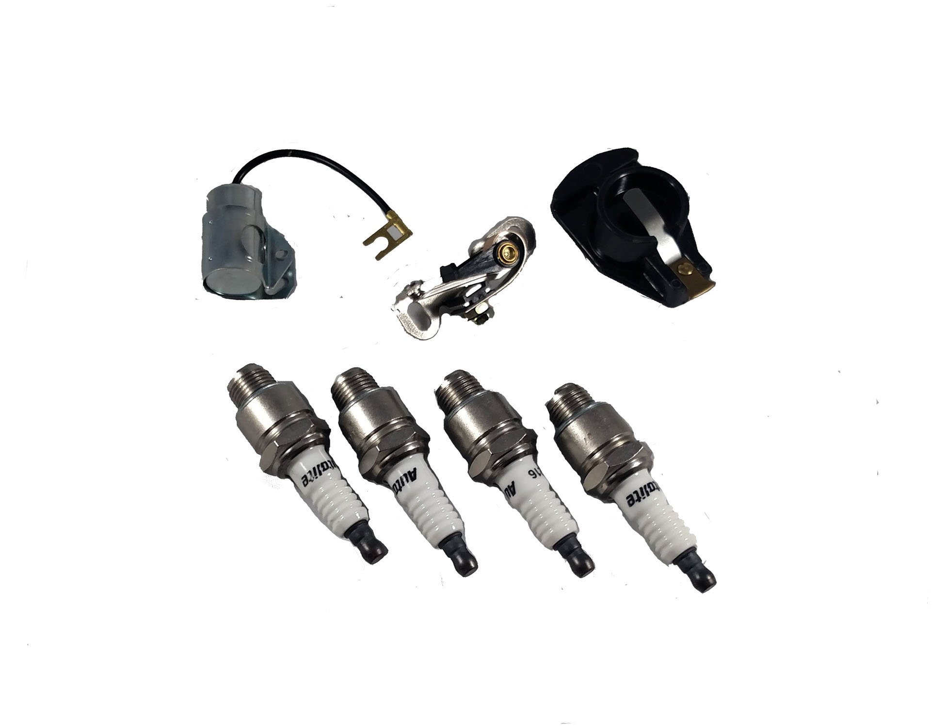 Ford Tractor Ignition Tune Up Kit with Spark Plugs