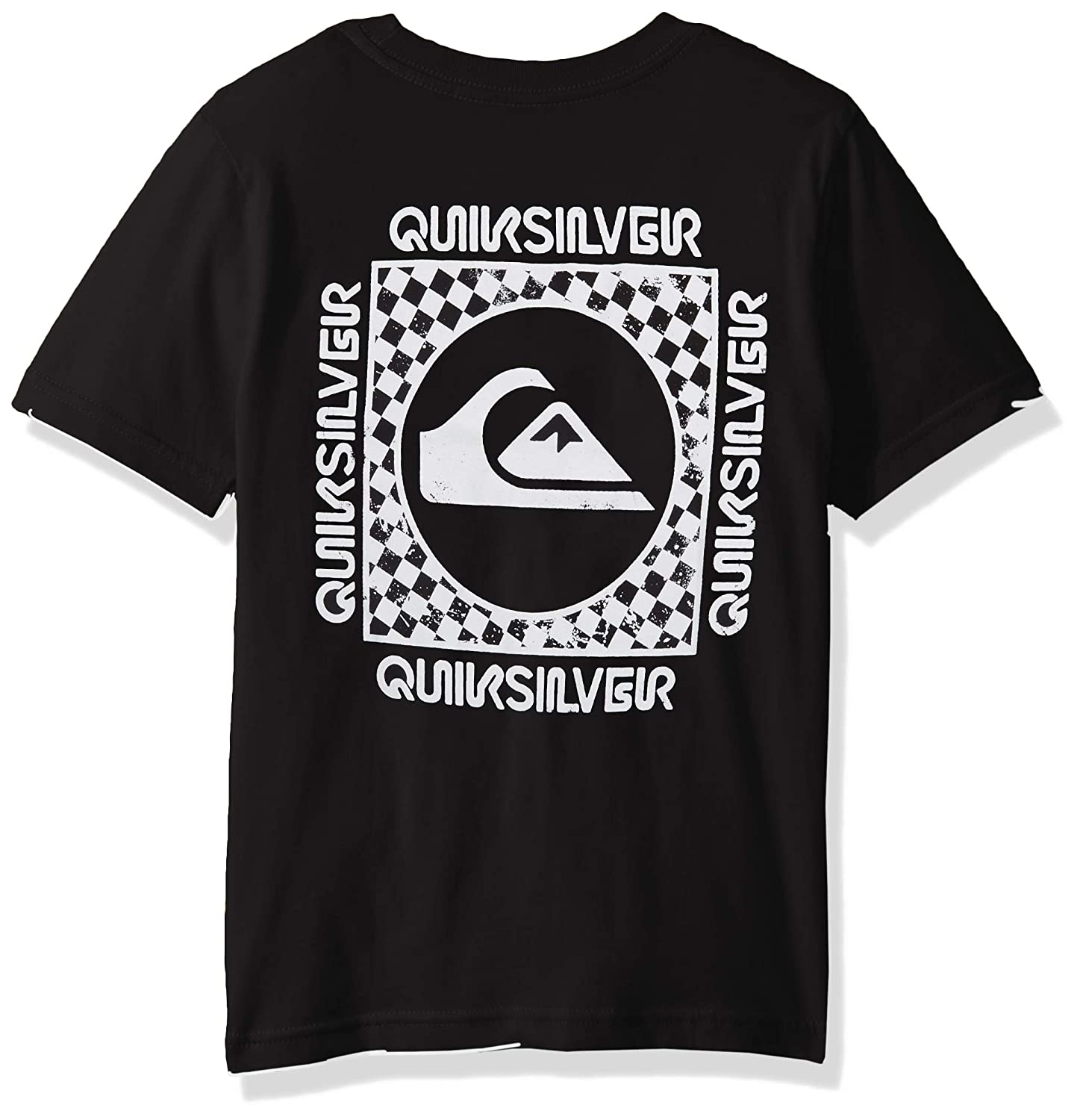QUIKSILVER Boys Big Checker Out Tee