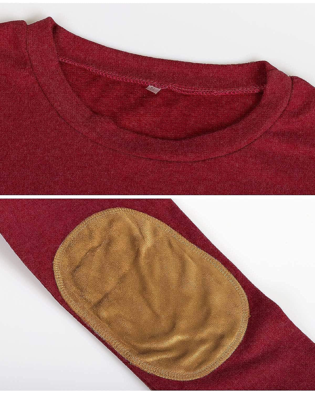 Sundray Womens Mama Bear t Shirt Round NeckTops Letter Print Tunics Villus Patch Blouse