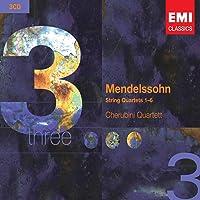 Mendelssohn: String Quartets Nos.1 - 6