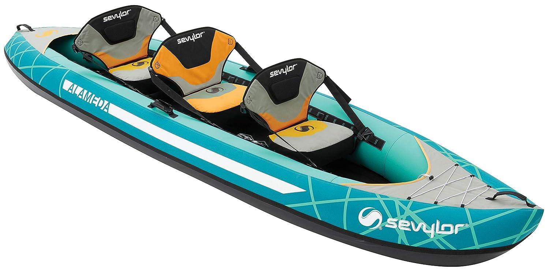 Sevylor Kayak Alameda 3P: Amazon.es: Deportes y aire libre