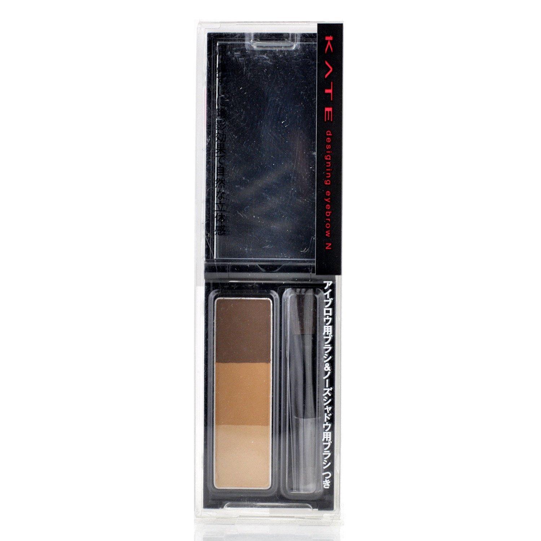 eyebrow shadow. amazon.com : kate kanebo designing eyebrow n ex-4 makeup beauty shadow